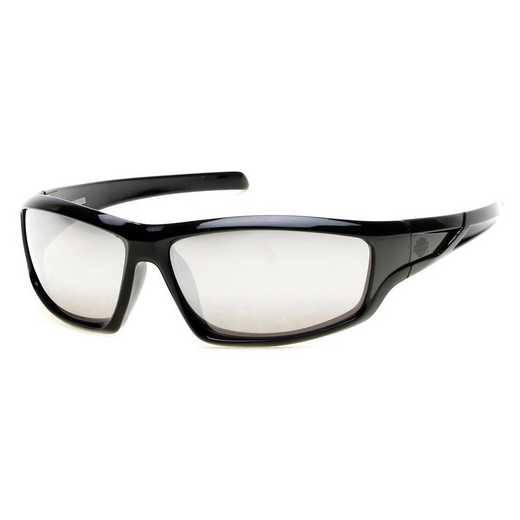 HD0631S-01X: Men's Sunglasses - Black
