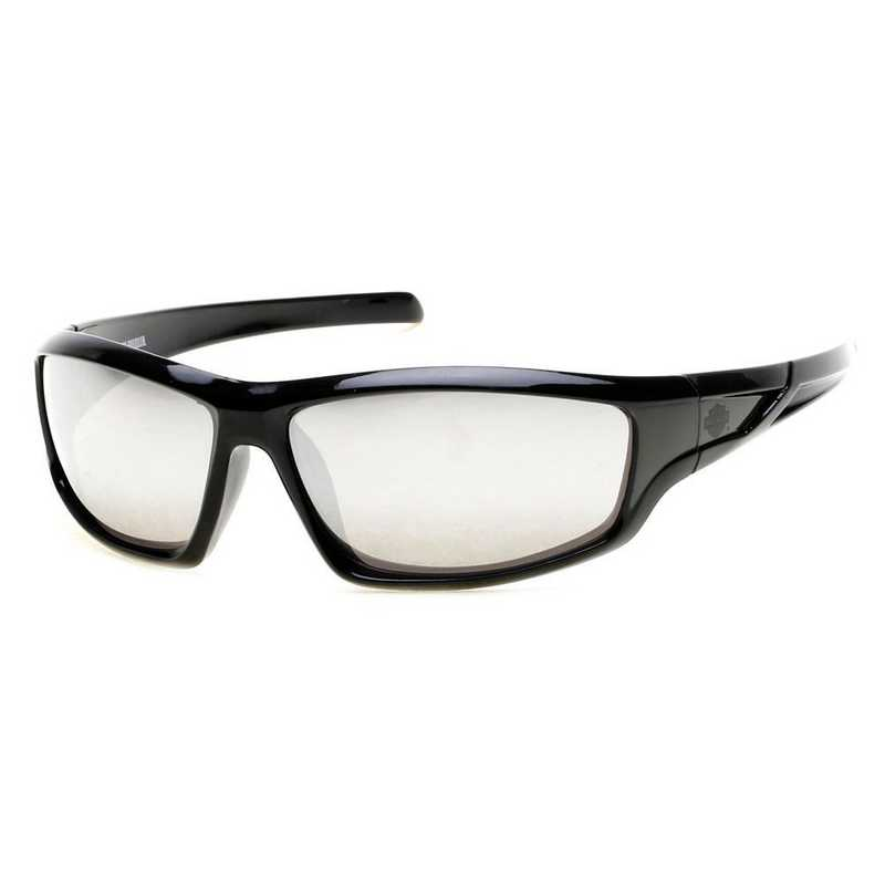 HD0631S-01X: Men's Sunglasses - Black
