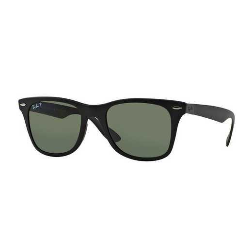 0RB4195601S9A5220: Polarized Wayfarer Liteforce - Black