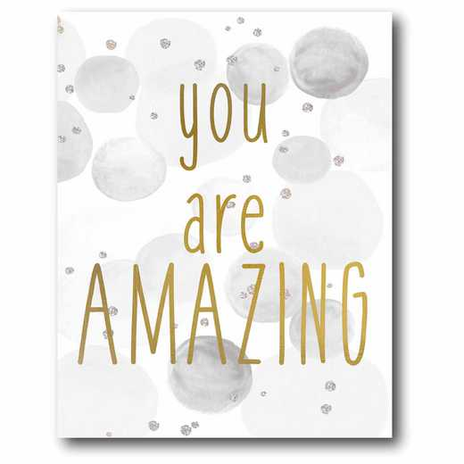 WEB-JV337: You Are Amazing Canvas 11x14