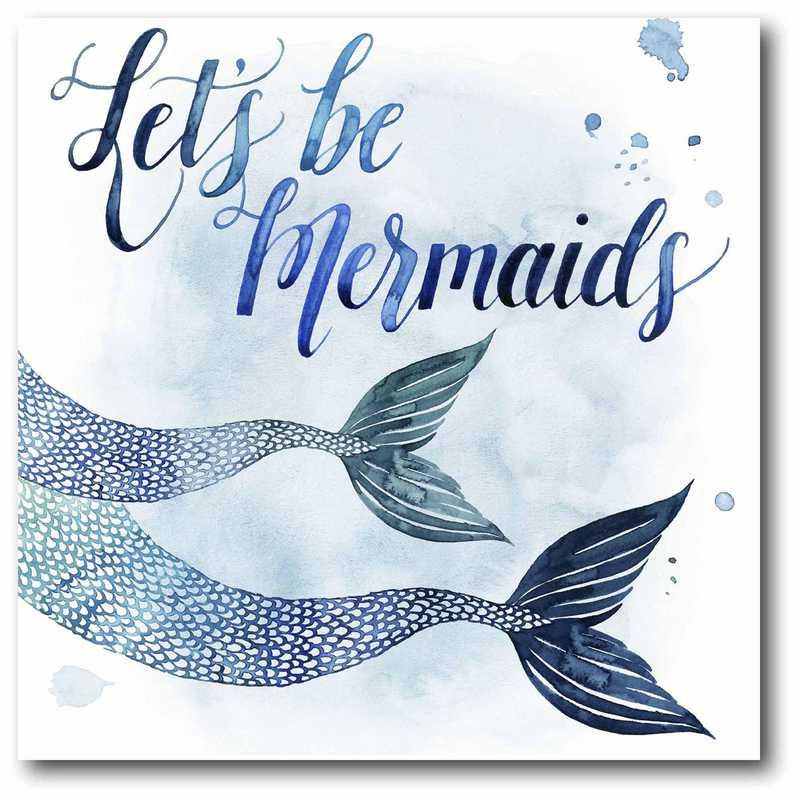 Let/'s Be Mermaids