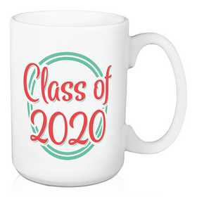 Personalized Mug - Class of: Unisex