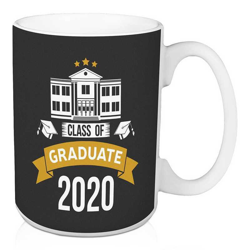 Mug- Graduate 2020: Unisex