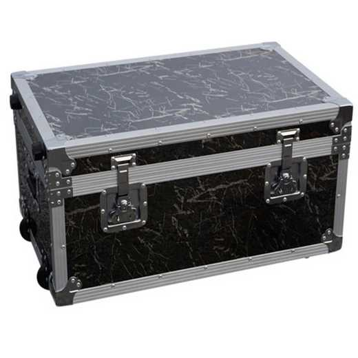 VIN-SPT-SOM-BLK-GRA: VIN Steel Plated Trunks - Sommet Destination(Black Granite)