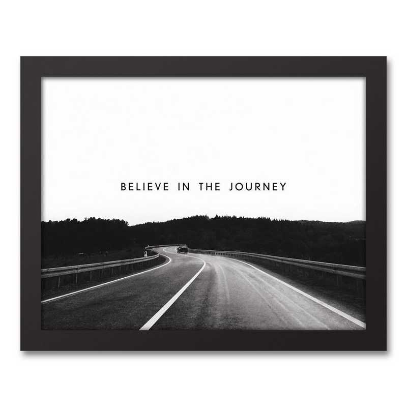 5505-K: DD BELIEVE IN JOURNEY 14X11