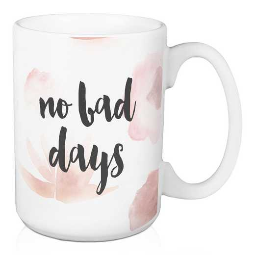 Mug - No Bad Days: Unisex