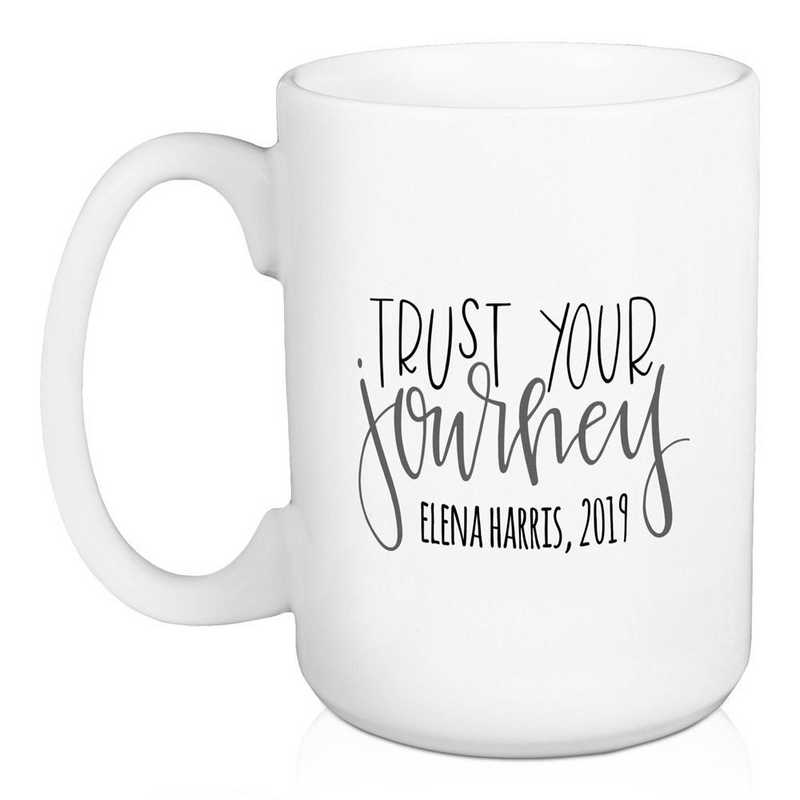 5474-G: DD TRUST YOUR JOURNEY MUG