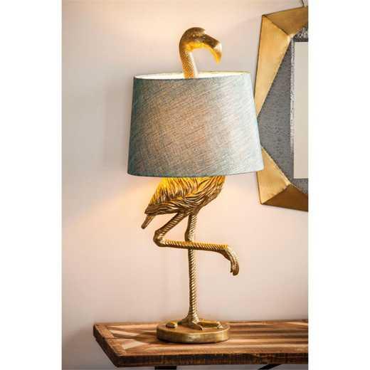 8L209: EG Flamingo Lamp