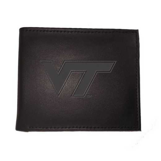 7WLTB903: EG Bi-Fold Wallet, Virginia Tech