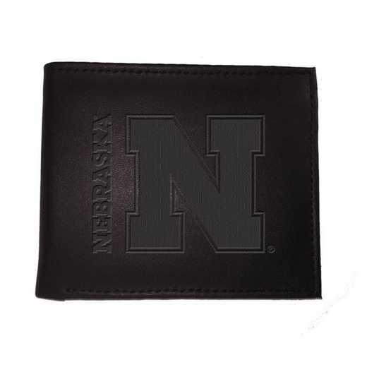 7WLTB949B: EG Bi-Fold Wallet, Nebraska