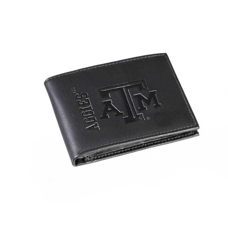 7WLTB969: EG Bi-Fold Wallet, Texas A&M