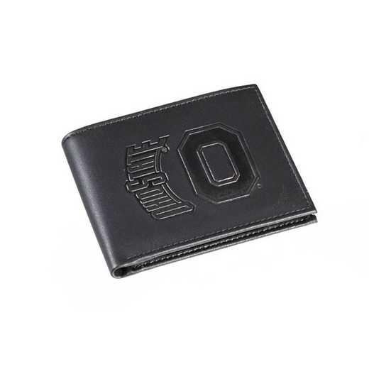 7WLTB973: EG Bi-Fold Wallet, Ohio State