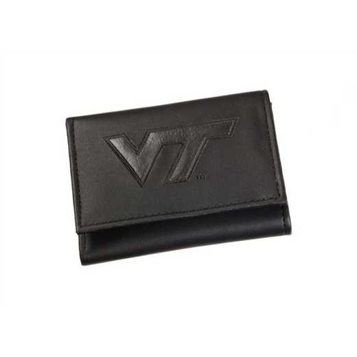 7WLTT903: EG Tri-Fold Wallet, Virginia Tech