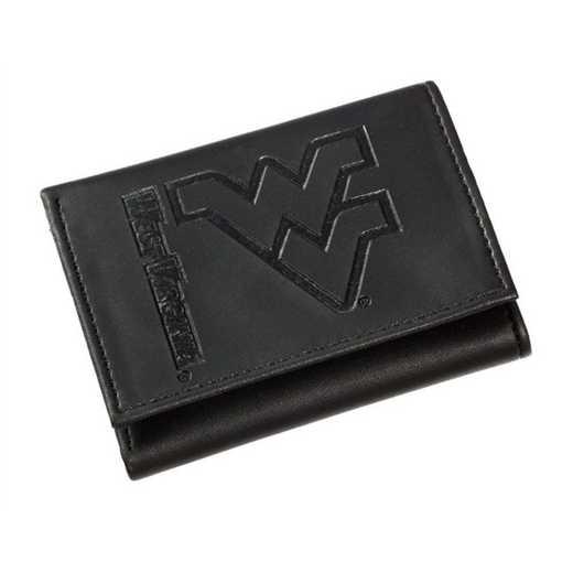 7WLTT967: EG Tri-Fold Wallet, West Virginia