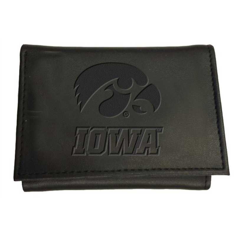 7WLTT980: EG Tri-Fold Wallet, Iowa