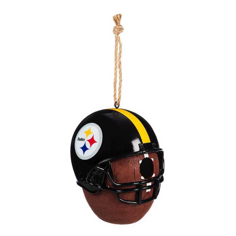 2BH3824TB: EG Pittsburgh Steelers, Birdhouse