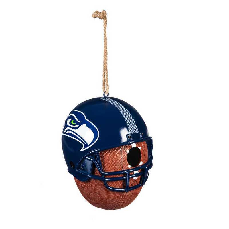 2BH3827TB: EG Seattle Seahawks, Birdhouse
