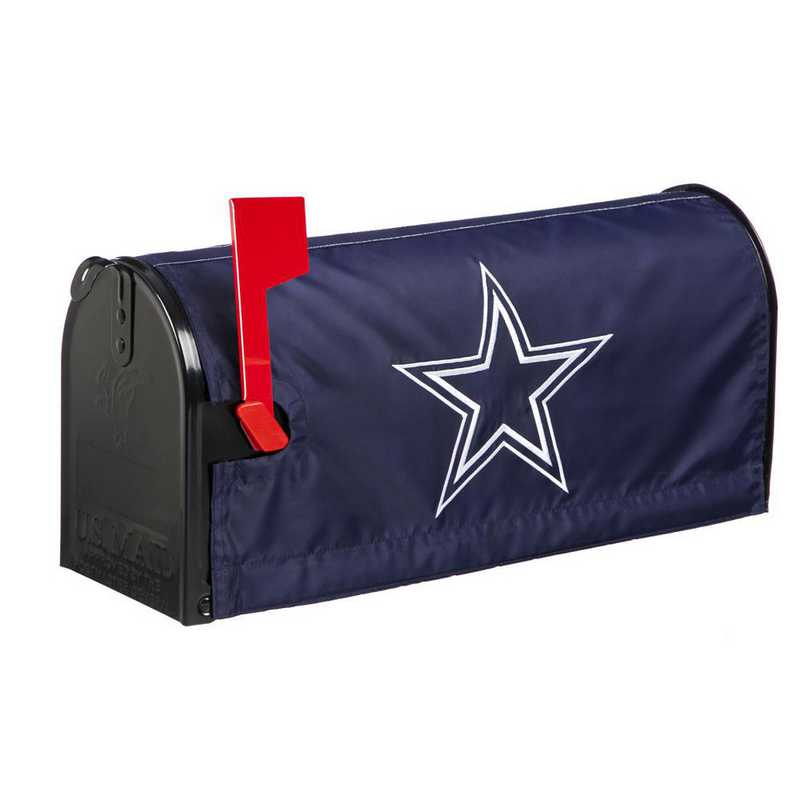 2MBC3808: EG Dallas Cowboys, Mailbox Cover