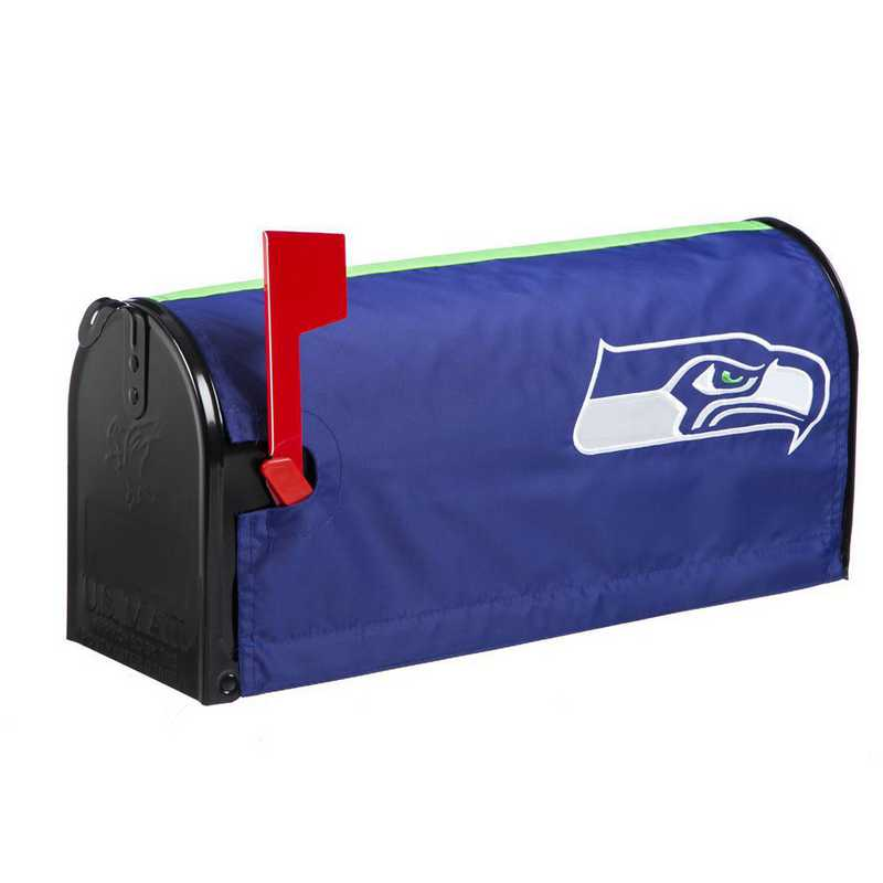2MBC3827: EG Seattle Seahawks, Mailbox Cover