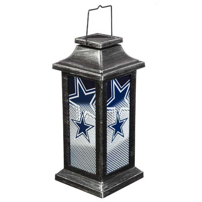 2SP3808TSA: EG Solar Garden Lantern, Dallas Cowboys