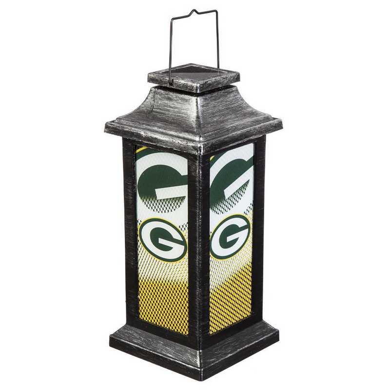 2SP3811TSA: EG Solar Garden Lantern, Green Bay Packers