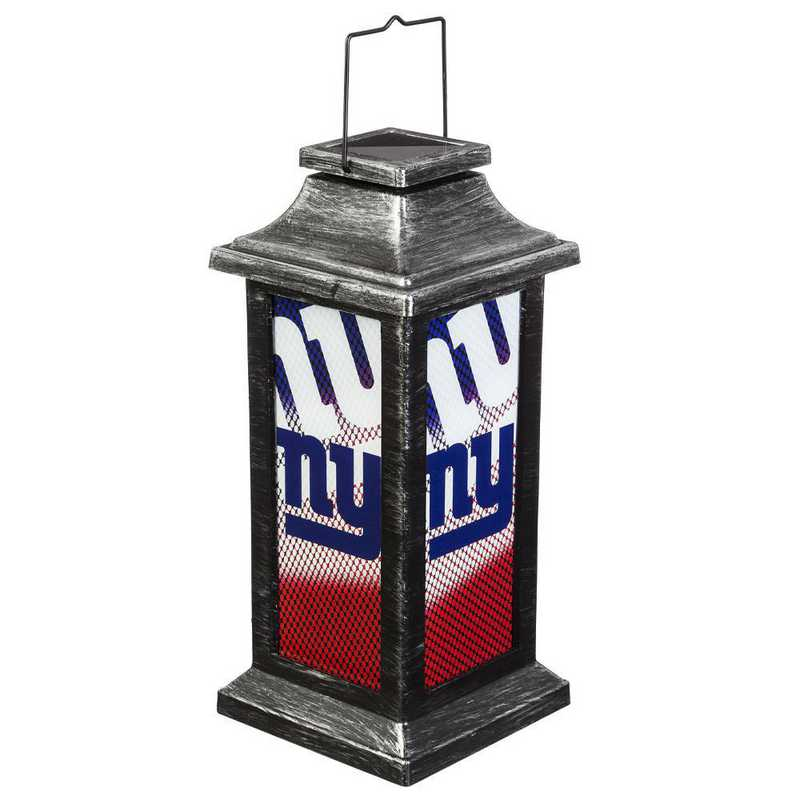 2SP3820TSA: EG Solar Garden Lantern, New York Giants