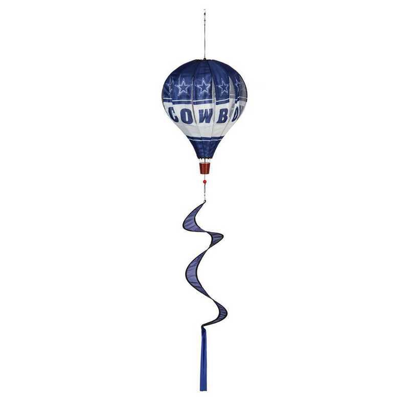45SB3808: EG Dallas Cowboys, Balloon Spinner