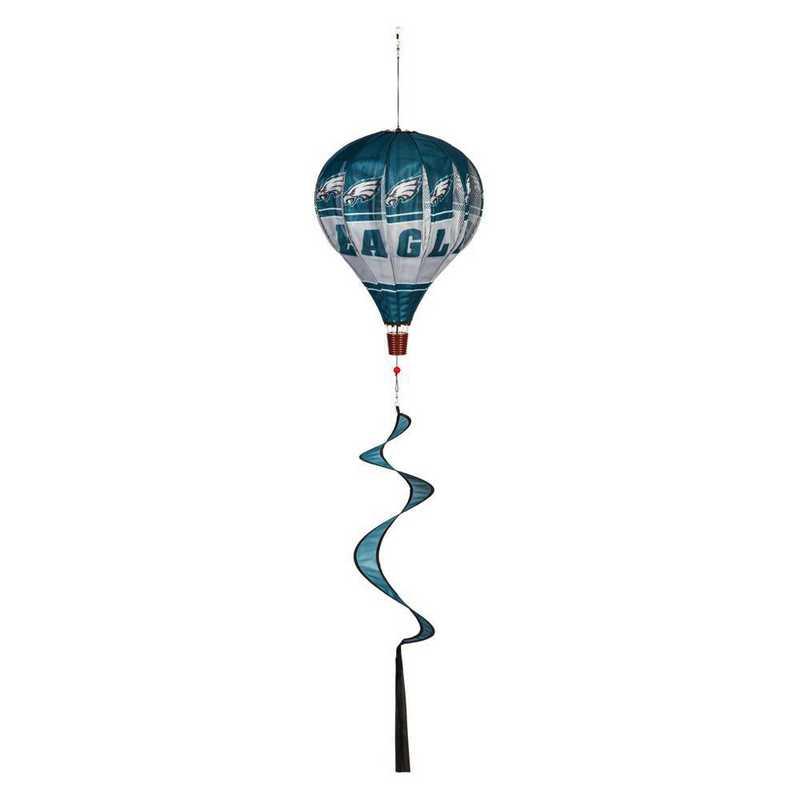 45SB3823: EG Philadelphia Eagles, Balloon Spinner