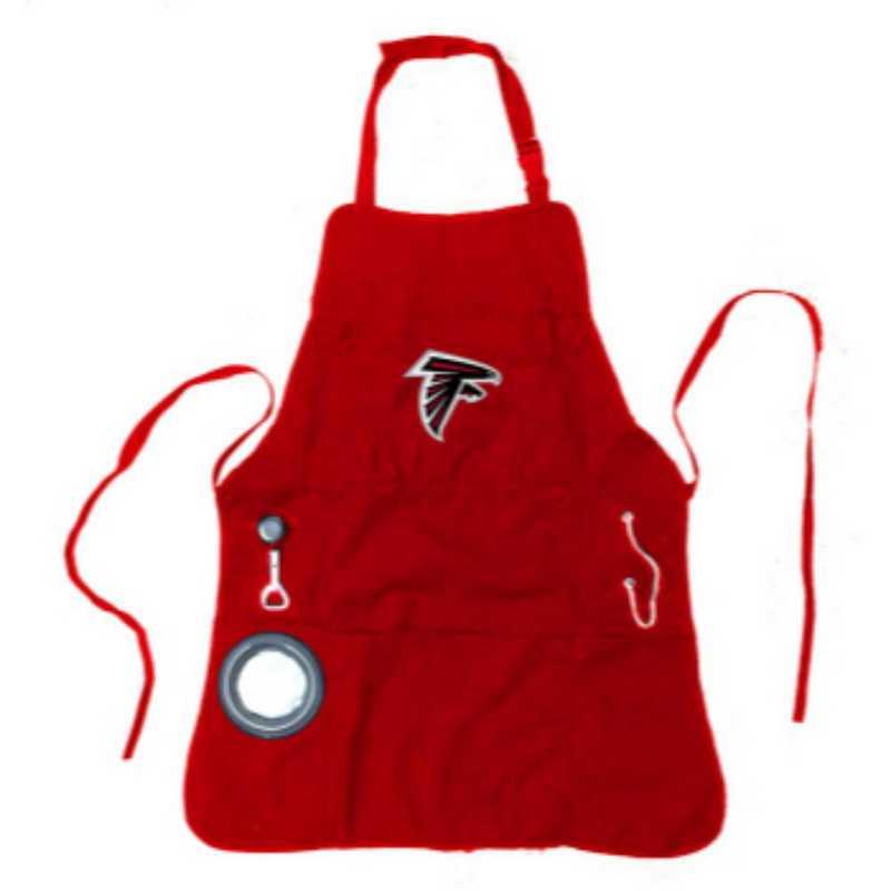 4AP3801C: EG Apron, Mens, Atlanta Falcons