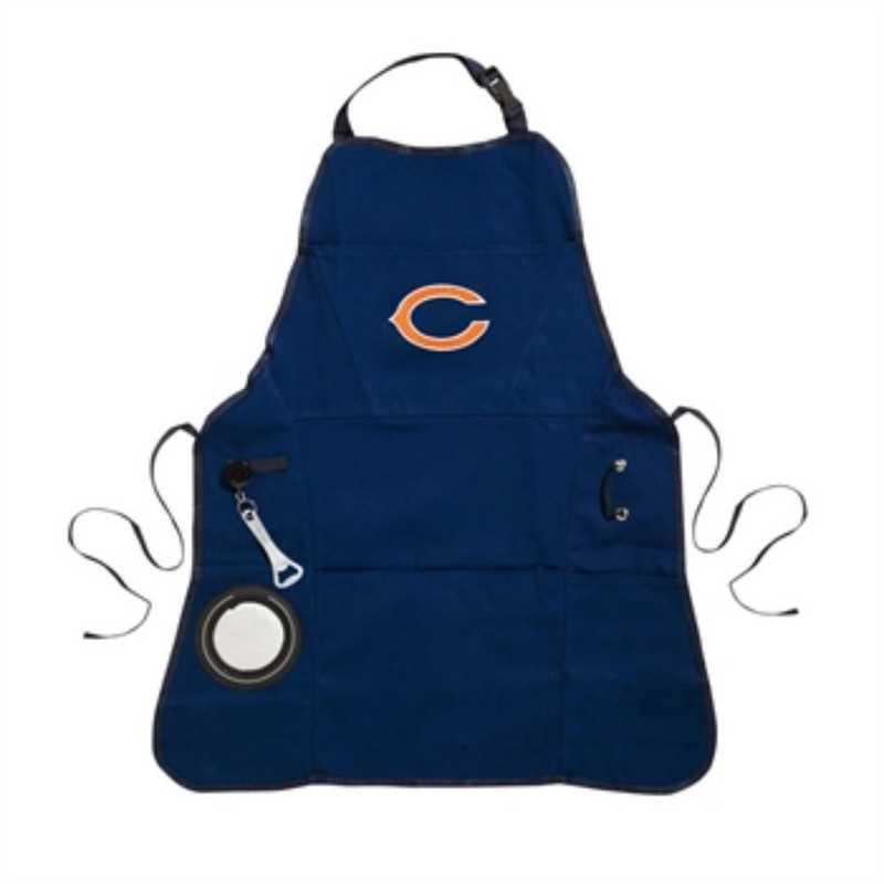 4AP3805C: EG Apron, Mens, Chicago Bears