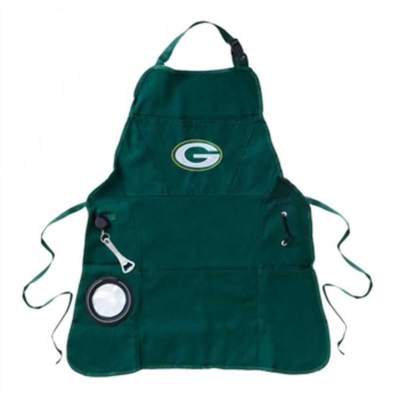 4AP3811C: EG Apron, Mens, Green Bay Packers