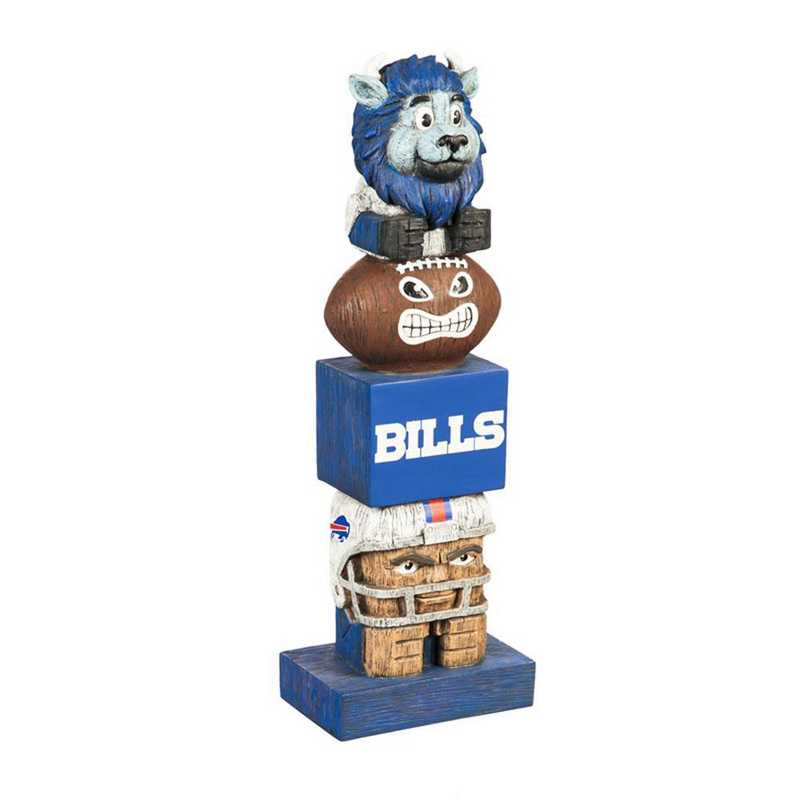 843803TT: EG Team Garden Statue, Buffalo Bills