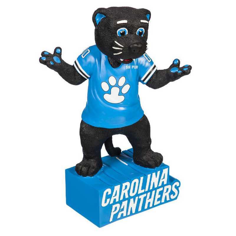 843804MS: EG Carolina Panthers, Mascot Statue