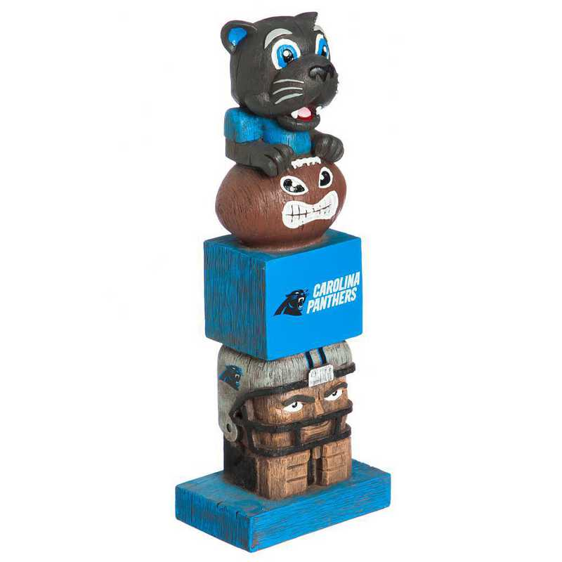 843804TT: EG Team Garden Statue, Carolina Panthers