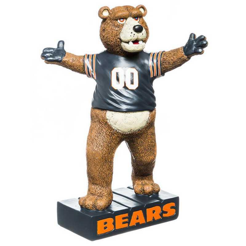 843805MS: EG Chicago Bears, Mascot Statue
