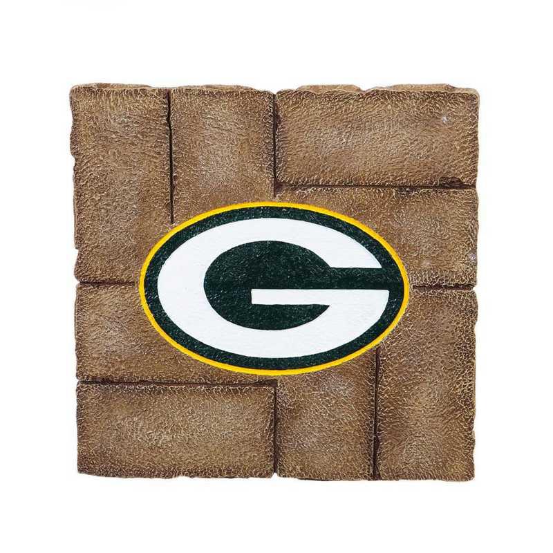 843811GS: EG Green Bay Packers, Garden Stone
