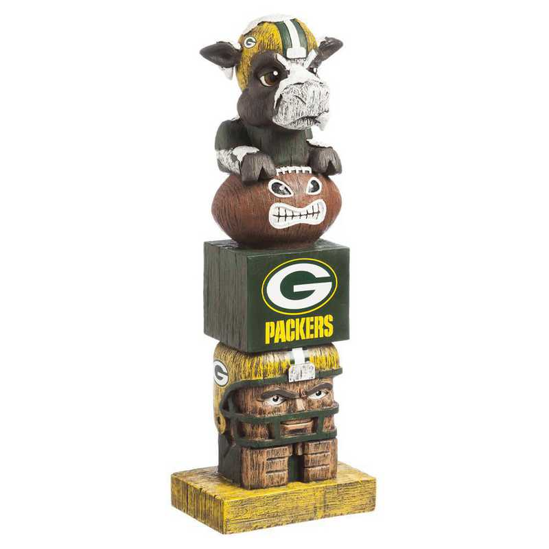 843811TT: EG Team Garden Statue, Green Bay Packers
