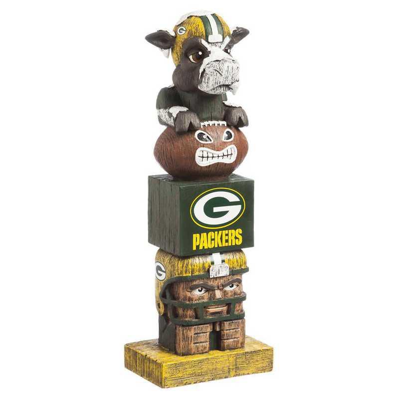 843811TT: EG Team Garden Statue, Green Bay Packers
