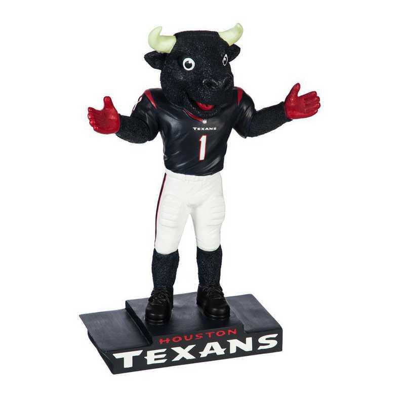 843812MS: EG Houston Texans, Mascot Statue