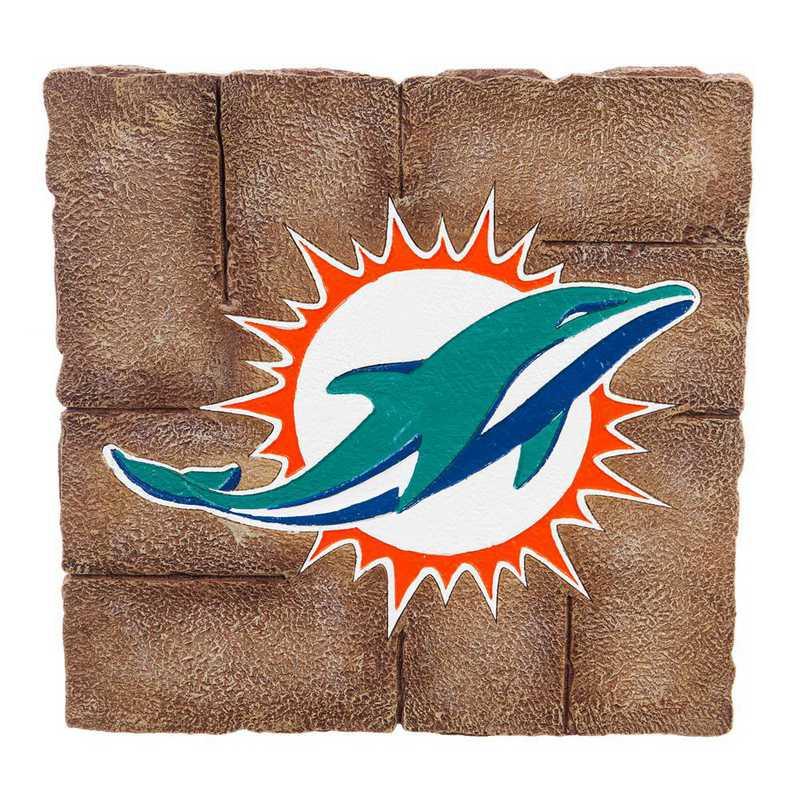 843816GS: EG Miami Dolphins, Garden Stone
