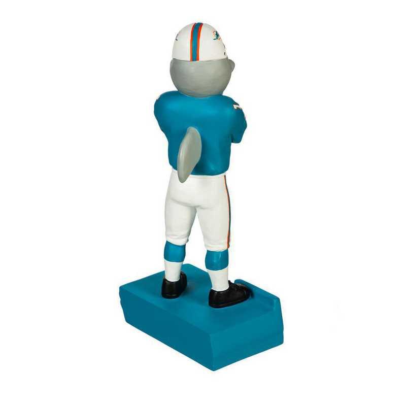843816MS: EG Miami Dolphins, Mascot Statue