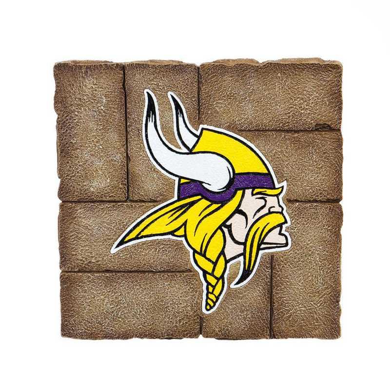 843817GS: EG Minnesota Vikings, Garden Stone