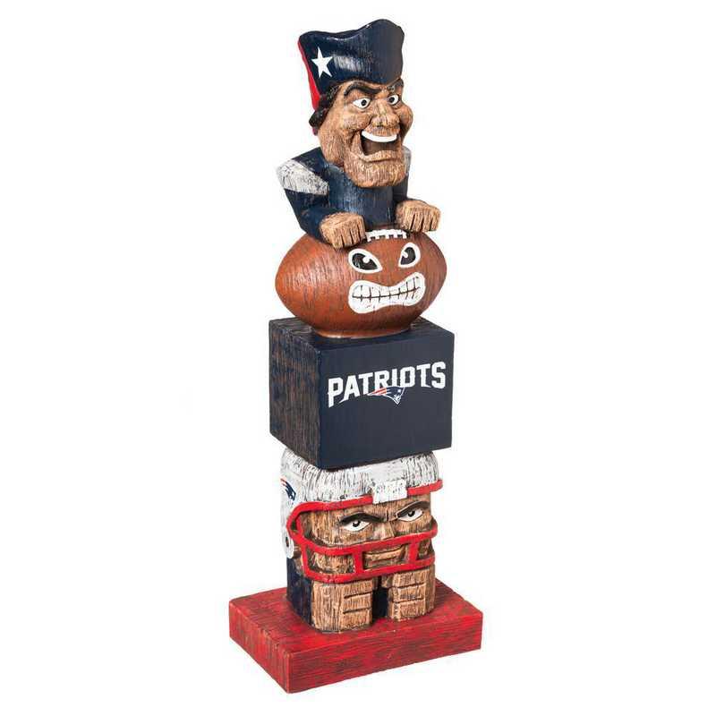 843818TT: EG Team Garden Statue, New England Patriots