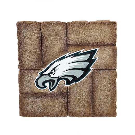 843823GS: EG Philadelphia Eagles, Garden Stone
