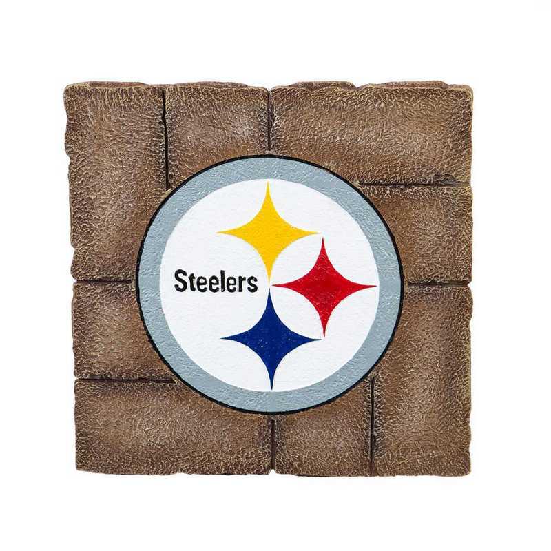 843824GS: EG Pittsburgh Steelers, Garden Stone