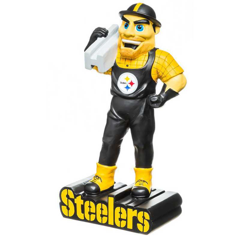 843824MS: EG Pittsburgh Steelers, Mascot Statue