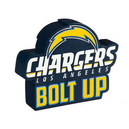 843825MS: EG Los Angeles Chargers, Mascot Statue