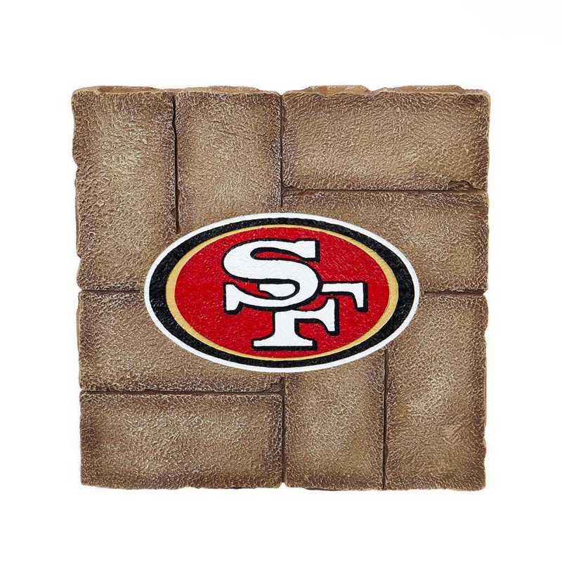 843826GS: EG San Francisco 49ers, Garden Stone