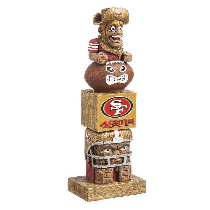 843826TT: EG Team Garden Statue, San Francisco 49ers