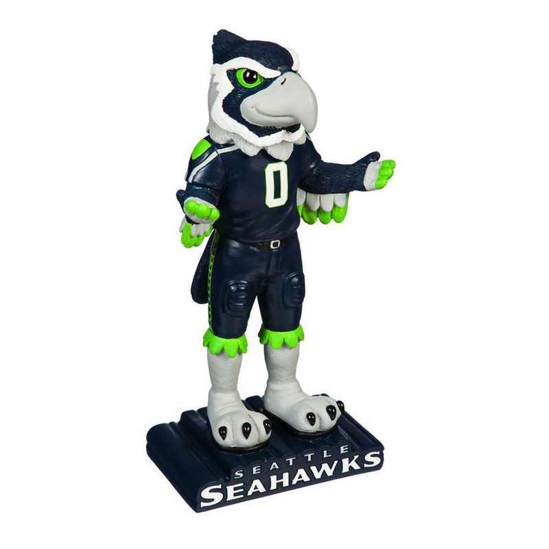 843827MS: EG Seattle Seahawks, Mascot Statue